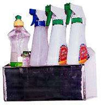 Click for a larger picture of Pit Pal All Purpose Bottle Rack - Holds 4