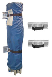 Click for a larger picture of Pit Pal Canopy/Shelter Storage System