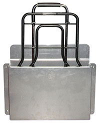 Click for a larger picture of Flo Fast Cart Holder by Pit Pal