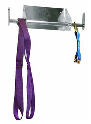Click for a larger picture of Pit Pal Tie Down Bracket with Side Hangers