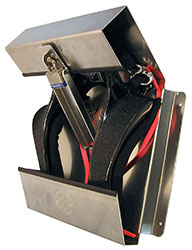 Click for a larger picture of Pit Pal HANS Device Locking Holder
