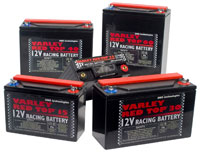How to Care for Varley Red Top Racing Batteries