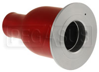 Click for a larger picture of Redhead Push-Pull Refueling Valve, Female Receptacle, 1.25""