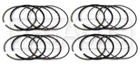Click for a larger picture of 2.0L Piston Ring Set for Forged CP or JE Pistons (for 4)