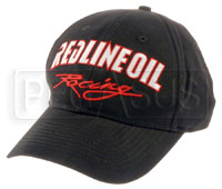 Click for a larger picture of Red Line Base Ball Cap