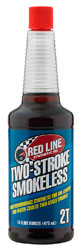 Click for a larger picture of Red Line Synthetic Smokeless 2-Stroke Lubricant