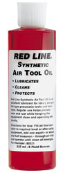 Click for a larger picture of Red Line Air Tool Oil