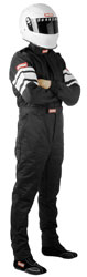 Click for a larger picture of RaceQuip 120 Series 3-Layer Suit, SFI-5