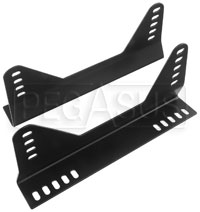 """Click for a larger picture of RaceQuip Steel Tall Seat Mounts, 6"""" Max Height"""