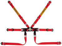 Click for a larger picture of Sabelt Steel Series S622 Formula 2x2 FIA Harness, Pull Up