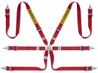 Click for a larger picture of Sabelt Steel Series S622 Saloon 2x2 FIA Harness, Pull Up
