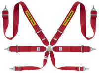 Click for a larger picture of Sabelt Steel Series S633 Saloon 3x3 FIA Harness, Pull Up