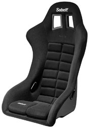 Click for a larger picture of (SL) Sabelt GT-3 Racing Seat, FIA 8855-1999