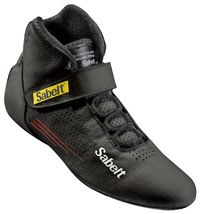 Click for a larger picture of Sabelt Hero TB-9 Leather Upper Shoes, FIA 8856-2000