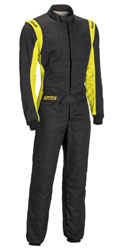 Click for a larger picture of Sabelt Challenge TS-3 Suit, 3 Layer Nomex, FIA 8856-2000