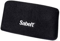 Click for a larger picture of Sabelt Lumbar Support Seat Cushion, Universal Fit