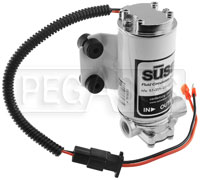 Click for a larger picture of Setrab 12V Mini Gear Oil Circulation Pump, 3/8 BSP Ports