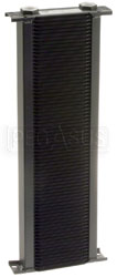 Click for a larger picture of Setrab Series 1 Oil Cooler, 72 Row, M22 Ports