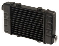Click for a larger picture of Setrab SLM Series Oil Cooler, 14 Row, M22 Ports, 141mm Core