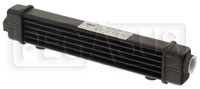 Click for a larger picture of Setrab SLM Series Oil Cooler, 6 Row, M22 Ports, 250mm Core