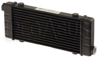 Click for a larger picture of Setrab SLM Series Oil Cooler, 14 Row, M22 Ports, 250mm Core
