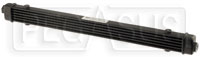 Click for a larger picture of Setrab SLM Series Oil Cooler, 6 Row, M22 Ports, 592mm Core