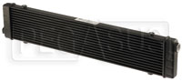 Click for a larger picture of Setrab SLM Series Oil Cooler, 14 Row, M22 Ports, 592mm Core