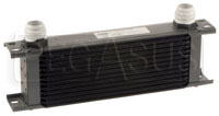 Click for a larger picture of Setrab Series 6 Oil Cooler, 13 Row, AN16 Ports