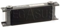 Click for a larger picture of Setrab Series 6 Oil Cooler, 13 Row, M22 Ports