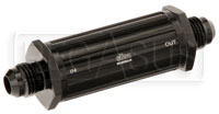 Click for a larger picture of Setrab In-Line Magnetic 150 Micron Pump Pre Filter, 6AN