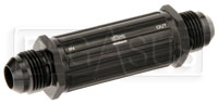 Click for a larger picture of Setrab In-Line Magnetic 150 Micron Pump Pre Filter, 8AN