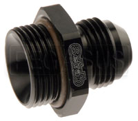 Click for a larger picture of Setrab M22 to 8AN Male Adapter, Straight