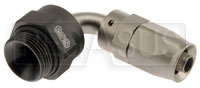 Click for a larger picture of Setrab M22 to 6AN Reusable Hose End, 90 Degree