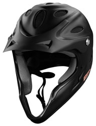 Click for a larger picture of Simpson Pit Warrior Helmet - NOT SNELL RATED, Size MED only