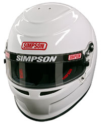 Click for a larger picture of Simpson Venator Racing Helmet, Snell 2015
