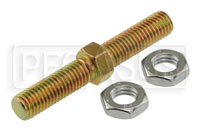 Click for a larger picture of Steel Turnbuckle Jack Screw Kit, Metric Threads