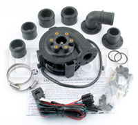 Click for a larger picture of Davies Craig 12v EWP80 Nylon Electric Water Pump Kit