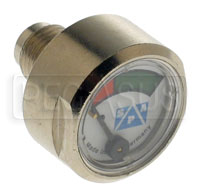 Click for a larger picture of SPA Firebottle Pressure Gauge