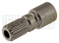 "Click for a larger picture of Center Slug Only for SPA QR2, 1"" Shaft, 23mm Spline"