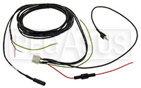 Click for a larger picture of Replacement Wiring Harness for SPA Tach/Temp Gauge