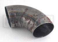 Click for a larger picture of SuperTrapp 90 degree Elbow, 3.5  inch diameter