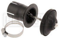 "Click for a larger picture of SuperTrapp 1.75"" Clamp-On Flange with End Cap for 3S Series"