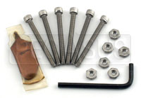 "Click for a larger picture of SuperTrapp Hardware Kit for 4"" Diffuser Only Series"
