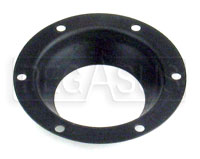 "Click for a larger picture of SuperTrapp Diffuser Flange Only for 4"" Discs, 2.5"" Pipe"