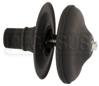 "Click for a larger picture of SuperTrapp 1"" NPT Male Threaded Flange w/ End Cap, 5S Series"