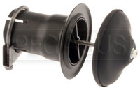 "Click for a larger picture of SuperTrapp 2.50"" Clamp-On Flange with End Cap for 5S Series"