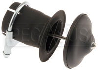 "Click for a larger picture of SuperTrapp 3.00"" Clamp-On Flange with End Cap for 5S Series"