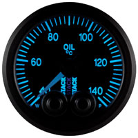 Click for a larger picture of Stack Pro-Control Oil Temperature Gauge, 40-140 deg. C, 52mm