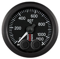 Click for a larger picture of Stack Pro-Control EGT Gauge, 0-1100 C
