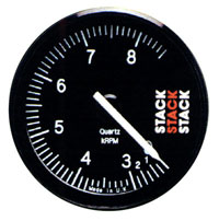 Click for a larger picture of Stack Series ST400 Professional Tachometer, 3 5/16""